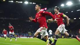 El golazo de Cristiano Ronaldo para la remontada en la Champions League