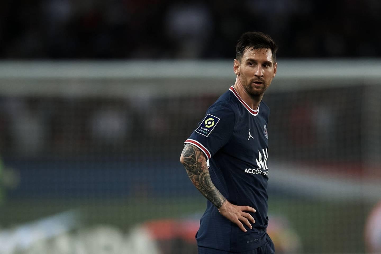 Leo Messi, flamante fichaje del PSG